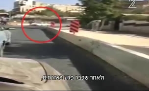 שני הרוגים בפיגוע בירושלים