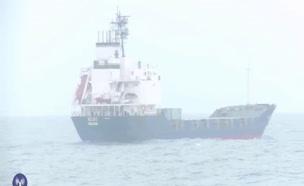 """משתלטים על הספינה (צילום: דו""""צ)"""