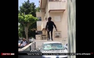 ההשתוללות בדרום תל אביב