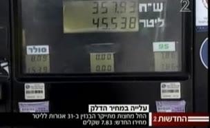 מחר: מחירי הדלק יעלו
